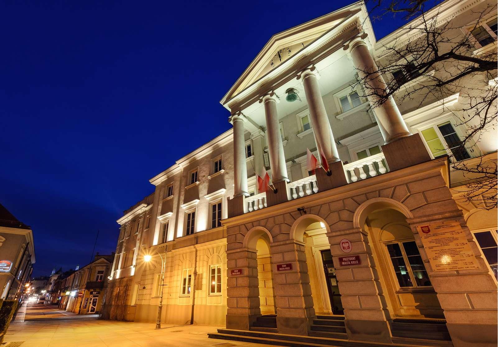Urząd Miasta w Kielcach